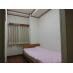 303号室内部の個室寝室。