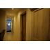 2F廊下と突き当たりの吹き抜け部分の照明