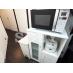 2階キッチン横(電子レンジ・炊飯器・ゴミ箱)