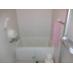 使い易いユニットバスの浴室。