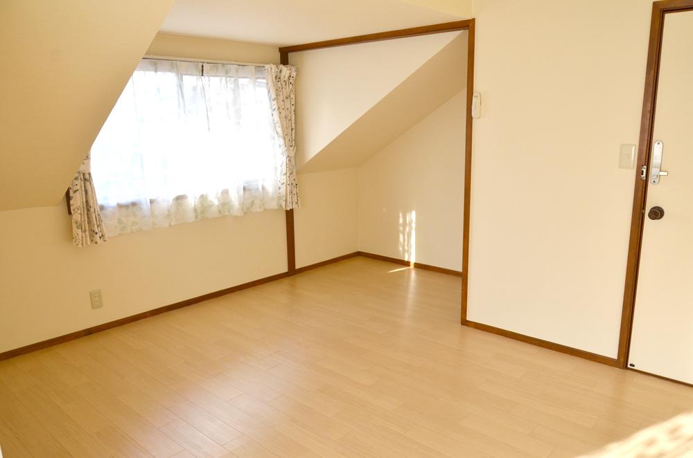 301号室の別角度